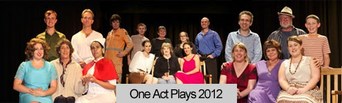 One Act Plays 2012