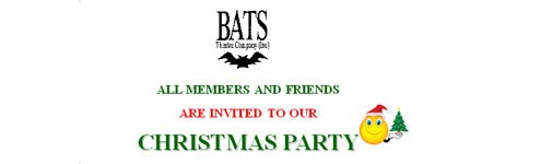 Bats Christmas Party 2015