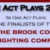 One Act Plays 2016