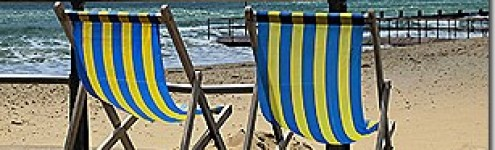 Auditions – Deckchairs