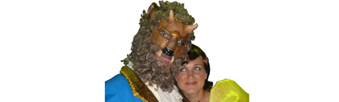Beauty and the Beast… First Pictures