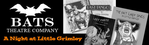 """Auditions for """"A Night at Little Grimley"""" on soon at BATS Theatre!"""