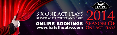 2014 SEASON OF ONE ACT PLAYS