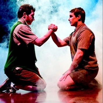 Play blood brothers essays