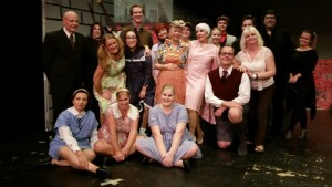 Blood Brothers cast and crew